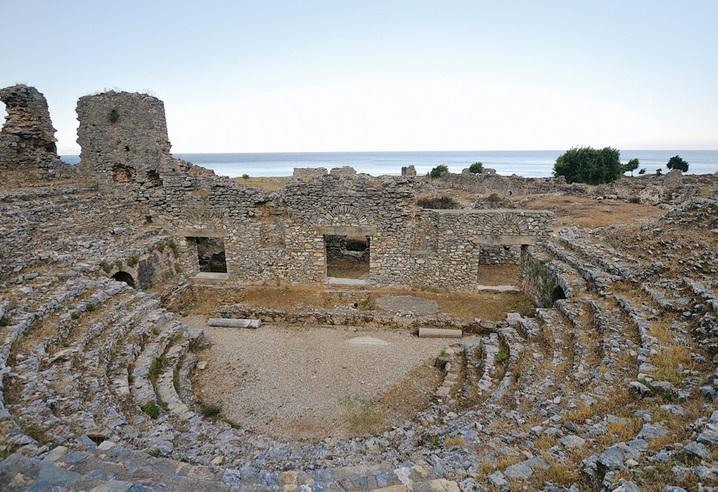 anamur antik kent tarihi