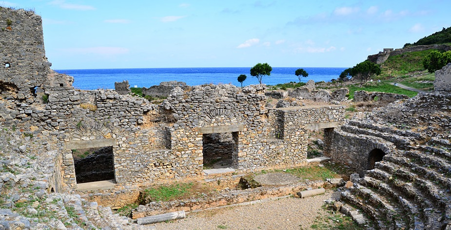 anemurium antik kent nasil bir yer