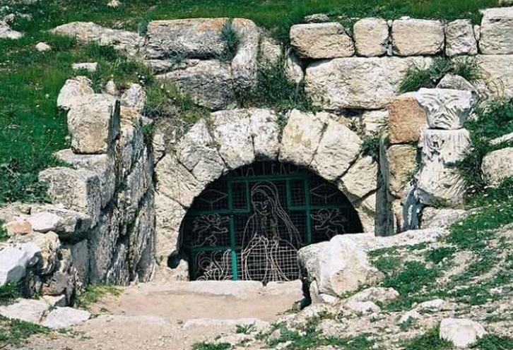 aya tekla kilisesi giris
