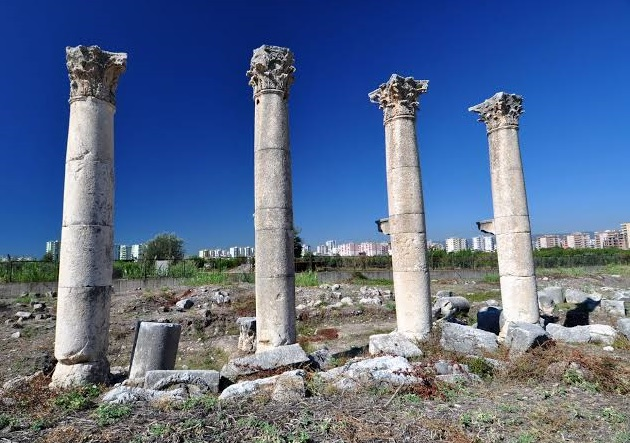 soli pompeiopolis antik kent nasil gidilir