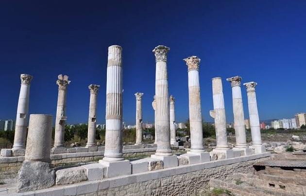 soli pompeiopolis antik kent nerede