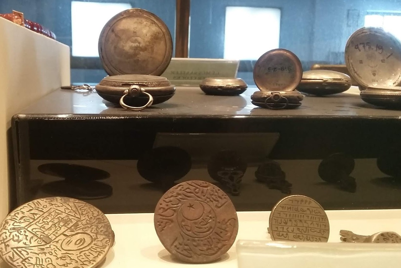tarsus muzesinde tarihe yolculuk