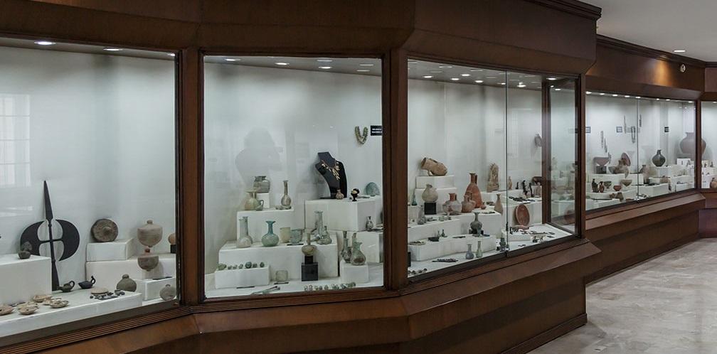 mersin arkeoloji muzesi nerede